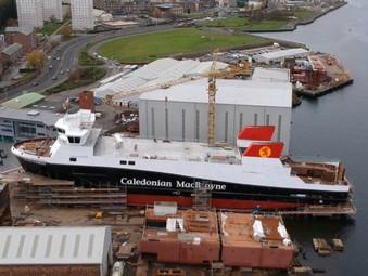 Ferguson Marine Recruit More Staff to Complete Ferries