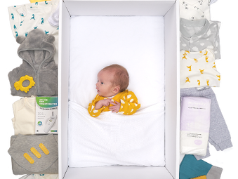 Baby Boxes delivered to 2,847 Ayrshire and Arran Homes in 2019