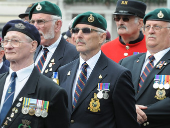 £1 Million Recovery Fund for Armed Forces Charities Open for Applications