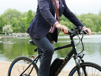 E-bikes to help charge Scotland's Green Recovery