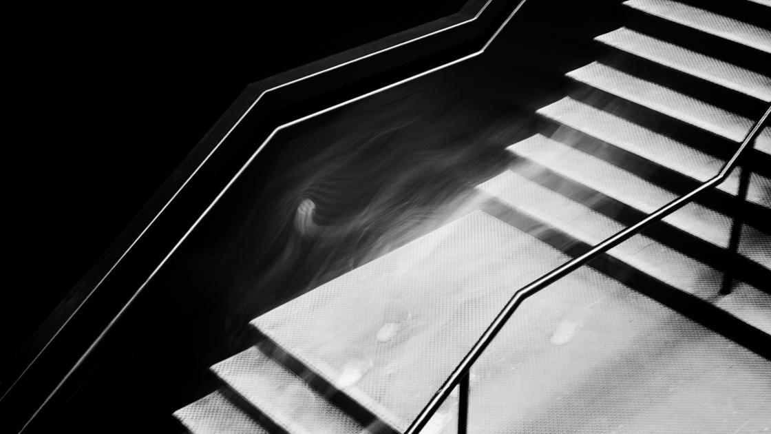 Stairwell, Tate Modern