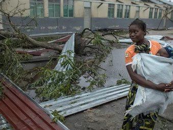 Disasters Emergency Committee Appeal for Mozambique, Malawi and Zimbabwe