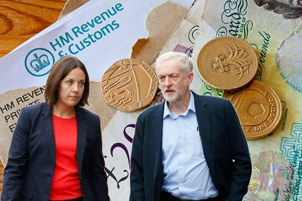 Poorest to Pay More Under Labour