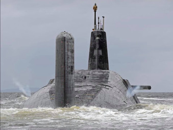 Labour choose Tories and Trident over Scotland's Interests
