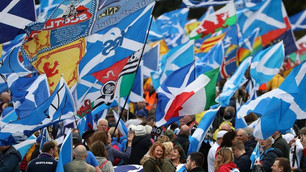 Record 58% of Scots back Independence