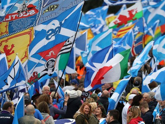 Trade Unions support Scotland's Right to Independence Referendum