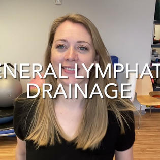 Generaly Lymphatic Drainage