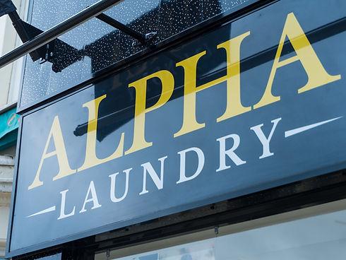 Alpha Laundry