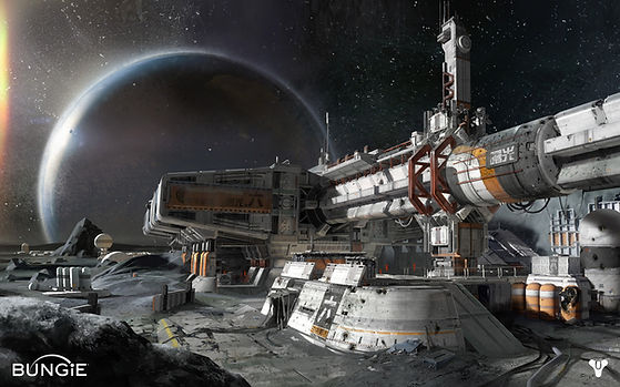 Moon Base Photos and Wallpapers Earth Bl