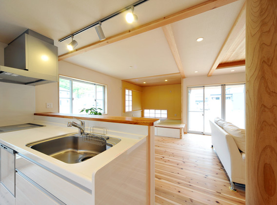 Sunny Küche