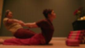 Traditional Thai Yoga Massage