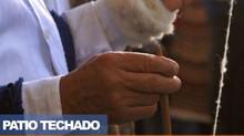 1ra Minga provincial de hiladura en Chiloé