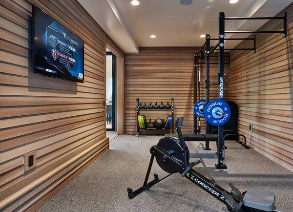 Home gym design the philip turner fitness consultancy