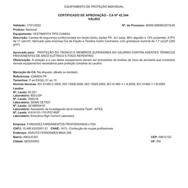 CA 42.344 (BATA)
