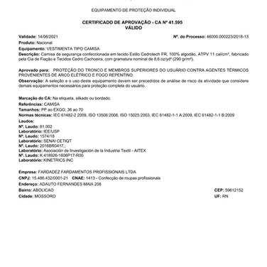 CA 41.595 (BATA)