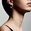 Thumbnail: Earrings : Tasha : Gold Plated