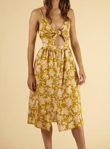 DM0018 Midi dress