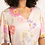 Thumbnail: Floral Satin Short Dress