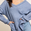 Thumbnail: Long Sleeve Hacci Top (2Colors)