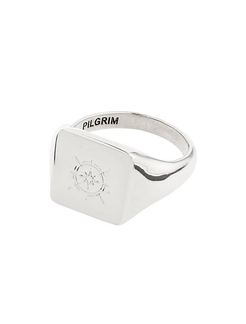 Pilgrim Ring : Cressida : Silver Plated