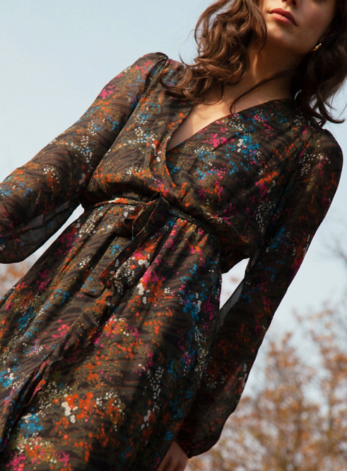 DM0031 Midi dress