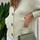 Thumbnail: Gold Top Handle Bag - Olive