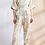 Thumbnail: Floral Half Sleeve Jumpsuit