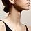 Thumbnail: Earrings : Gali : Gold Plated