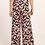 Thumbnail: Printed Pant With A Waist Belt