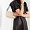 Thumbnail: Scalloped Strap Shoulder Bag - Bone
