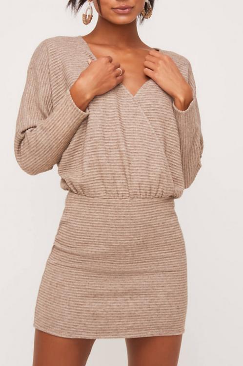 DS0048 Short Dress
