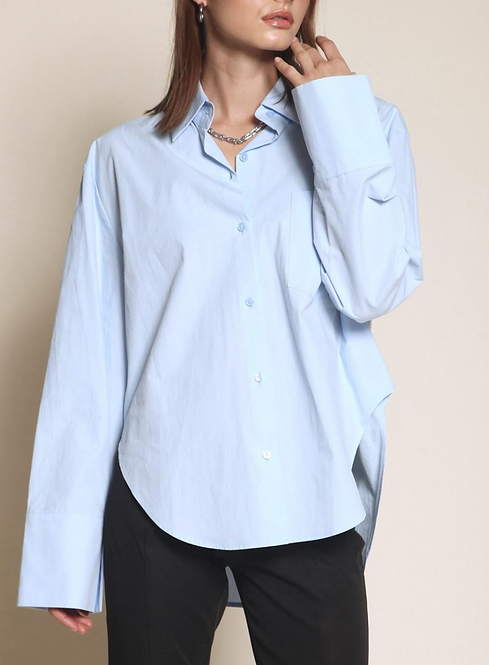 Classic Button Down Shirt (3Colors)