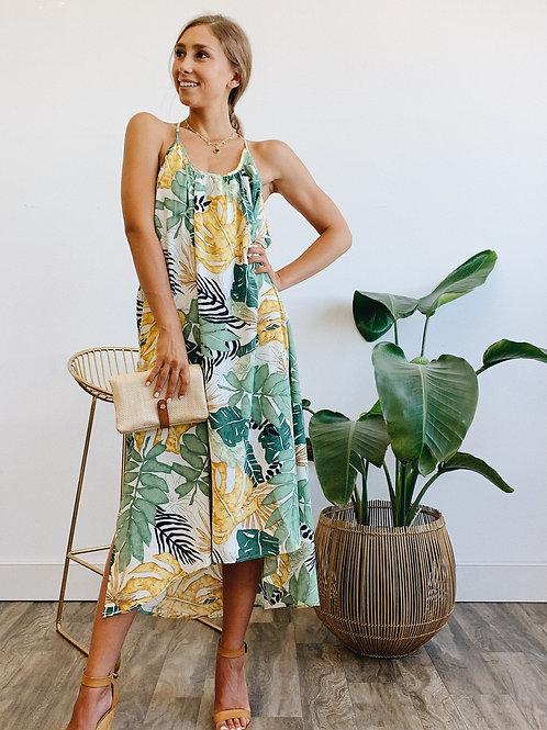 DL0006 Long dress