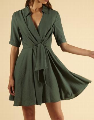 DS0033 Short Dress