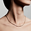 Thumbnail: Pilgrim Necklace : Pam : Gold Plated