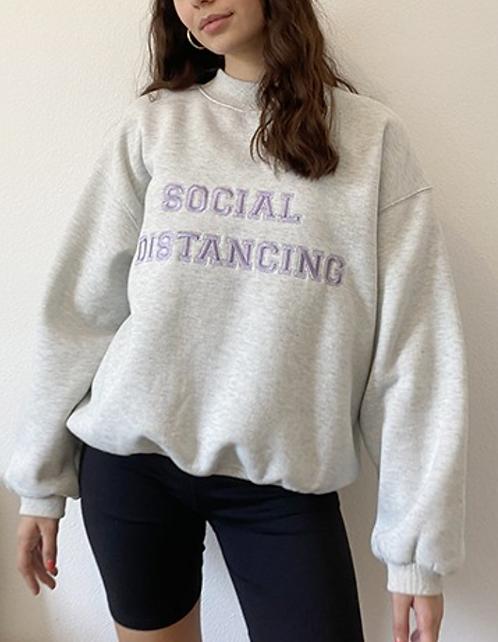 """Social Distancing"" Sweatshirt"