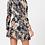 Thumbnail: Robe courte à fleurs