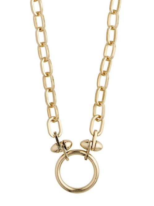 Necklace : Affection : Gold Plated