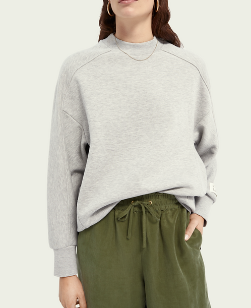 Scotch&Soda Cotton Sweatshirt