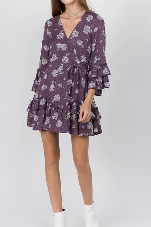 DS0021 Short Dress