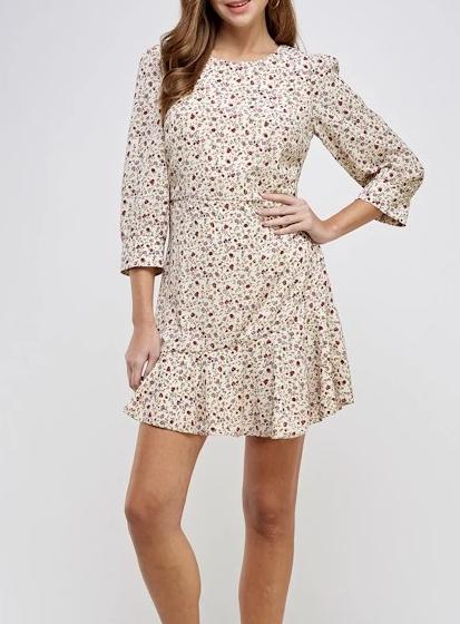 DS0043 Short Dress