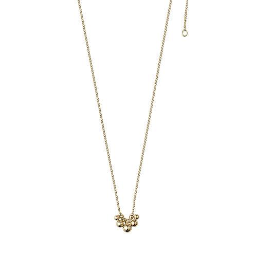 Pilgrim Necklace : Meg : Gold Plated