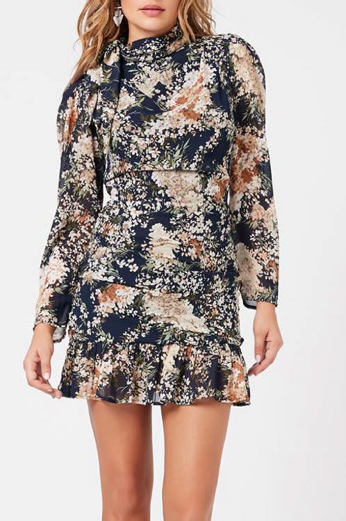 DS0055 Short Dress