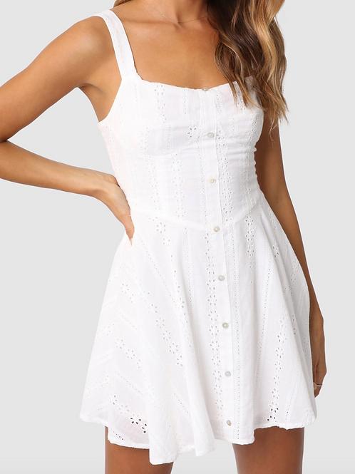 DS0027 Short Dress