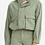 Thumbnail: Levi's Surplus Utility Jacket - Soft Surplus Sea Spray Green