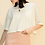 Thumbnail: Drop Shoulder 1/2 Sleeve Crop Top (2Colors)