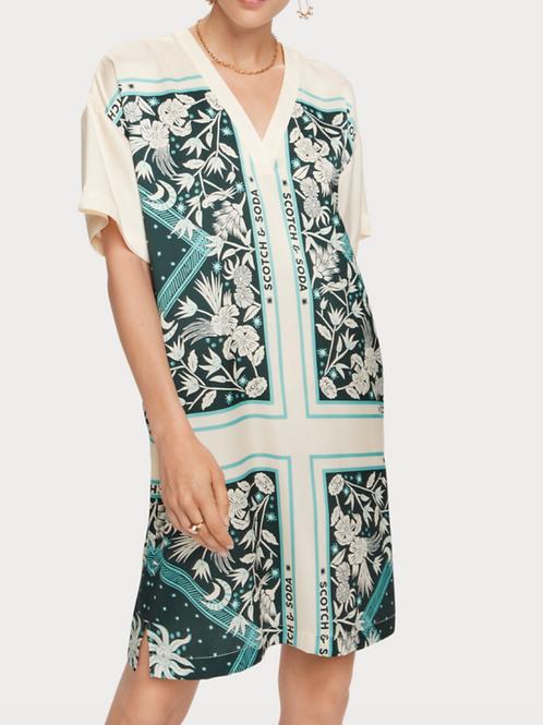 DS0044 Short Dress