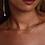Thumbnail: Pilgrim Necklace : Cherished : Gold Plated : Multi