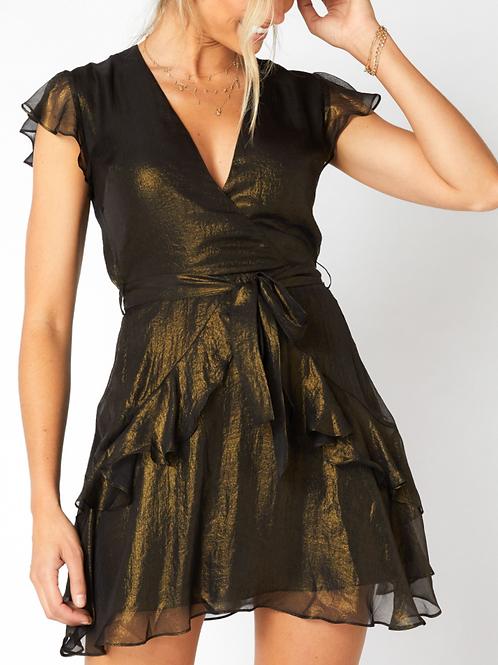 DS0054 Short Dress
