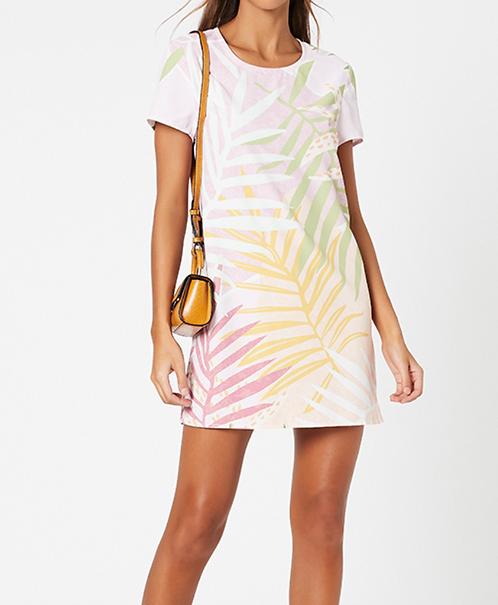 DS0040 Short Dress